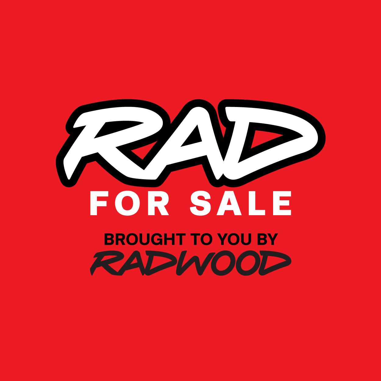 Rad For Sale